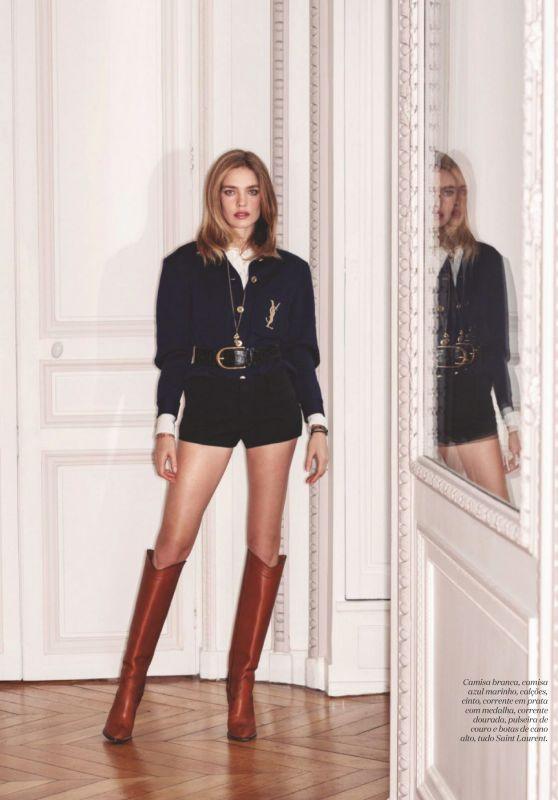 Natalia Vodianova - ELLE Magazine Portugal May 2020 Issue