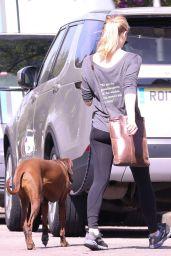 Natalie Dormer - Out in Richmond 04/24/2020