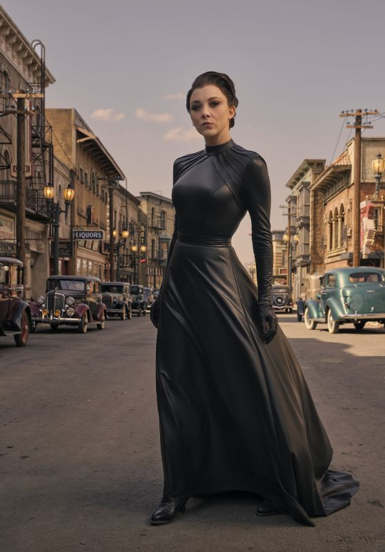 "Natalie Dormer - ""Penny Dreadful: City of Angels"" Promoshoot 2020"