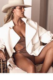 Natasha Oakley - Modeliste Magazine April 2020 Issue