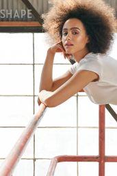 Nathalie Emmanuel - Shape Magazine May 2020