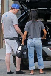 Nicole Scherzinger - Out in LA 04/20/2020