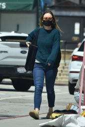 Olivia Wilde - Out in Los Angeles 04/03/2020