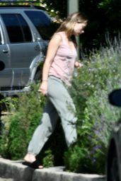 Olivia Wilde - Out in Silverlake 04/14/2020
