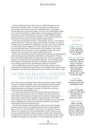 Penélope Cruz - Red Magazine UK June 2020 Issue