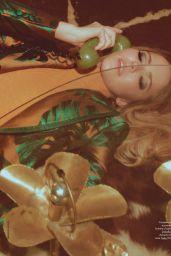 Sasha Luss - ELLE Italy 05/09/2020 Issue