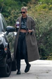 Stella Maxwell - Visiting Friends in LA 04/05/2020