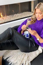 Sylvie Meis - Social Media 04/11/2020