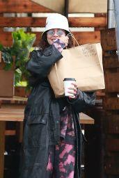 Vanessa Hudgens - Shopping at Healthy Spot in LA 04/06/2020