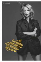 Virginie Efira - ELLE Magazine France #3874 March 2020