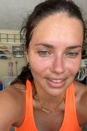 Adriana Lima - Personal Photos 05/31/2020