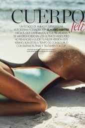 Alessandra Ambrosio - ELLE Spain June 2020 Issue
