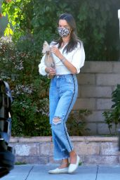 Alessandra Ambrosio - Out in Beverly Hills 04/29/2020