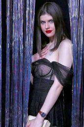 Alexandra Daddario - Social Media 05/03/2020