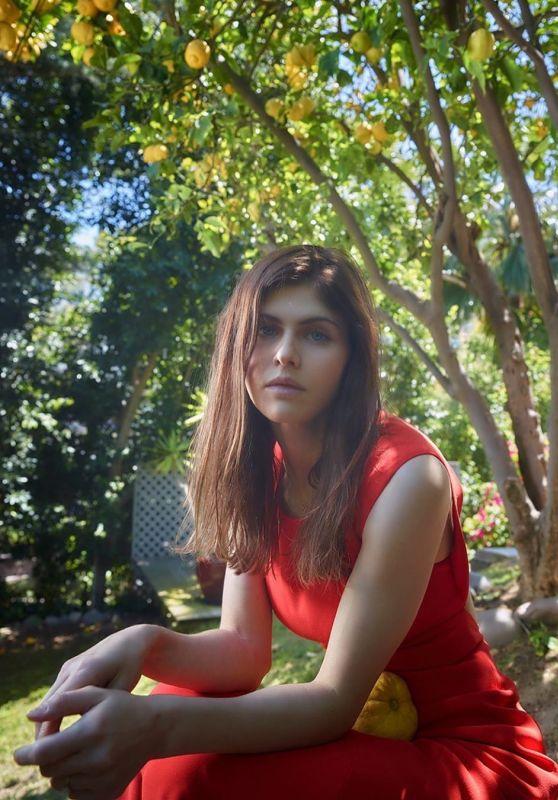 Alexandra Daddario - Social Media Photos 05/20/2020