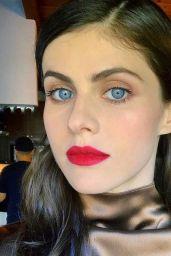Alexandra Daddario - Social Media Photos 05/31/2020
