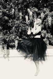 Alice Eve - Photoshoot for Flaunt Magazine May 2020