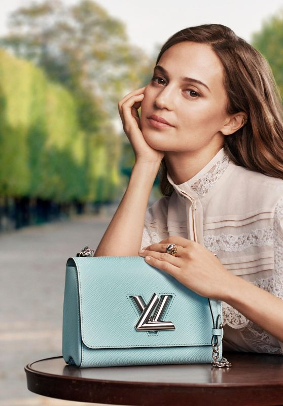 Alicia Vikander – Louis Vuitton Pre-Fall 2020 Campaign Photos and Video