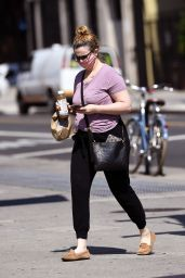 Amber Tamblyn - Out in NYC 05/15/2020