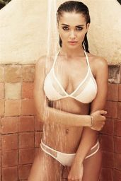 Amy Jackson Bikini Photoshoot In Ibiza (2017)