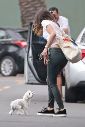 Ana de Armas in Casual Outfit 05/28/2020