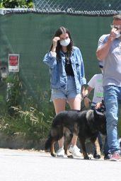 Ana De Armas in Shorts - Los Angeles 05/23/2020