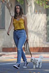 Ana De Armas in Street Outfit - Morning Walk in Venice 05/09/2020