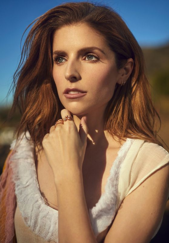 Anna Kendrick - InStyle Mexico April 2020 More Photos