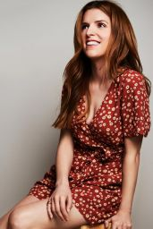 Anna Kendrick - Photoshoot for Backstage Magazine May 2020