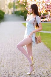 Ariadna Majewska - Personal Photos 05/13/2020