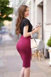 Ariadna Majewska Photoshoot 05/29/2020