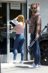 Ariel Winter Booty in Tight Jeans - Los Angeles 05/28/2020