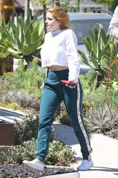 Ariel Winter Sports Chic Outfit - Los Angeles 05/08/2020