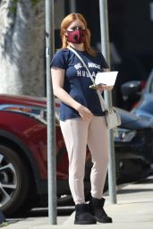 Ariel Winter Street Style - North Hollywood 05/04/2020