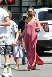 Ashlee Simpson - Out in LA 05/06/2020