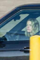 Ashley Benson and G-Eazy at the Apple Pan Restaurant in Los Angeles 05/14/2020