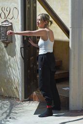 Ashley Benson at Home in LA 05/15/2020