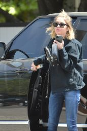 Ashley Benson in Skinny Jeans and Ankle Boots - Los Angeles 05/09/2020