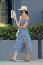 Ashley Greene at the Grocery Store in Beverly Hills 05/05/2020