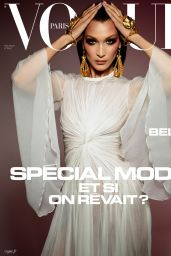 Bella Hadid - Vogue Paris May/June 2020 Issue