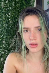 Bella Thorne Acne Treatment 05/07/2020