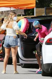 Bella Thorne - Birthday Party in Studio City 05/03/2020
