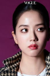 Blackpink - Jisoo VOGUE Korea Issue In Collaboration with Dior March 2020