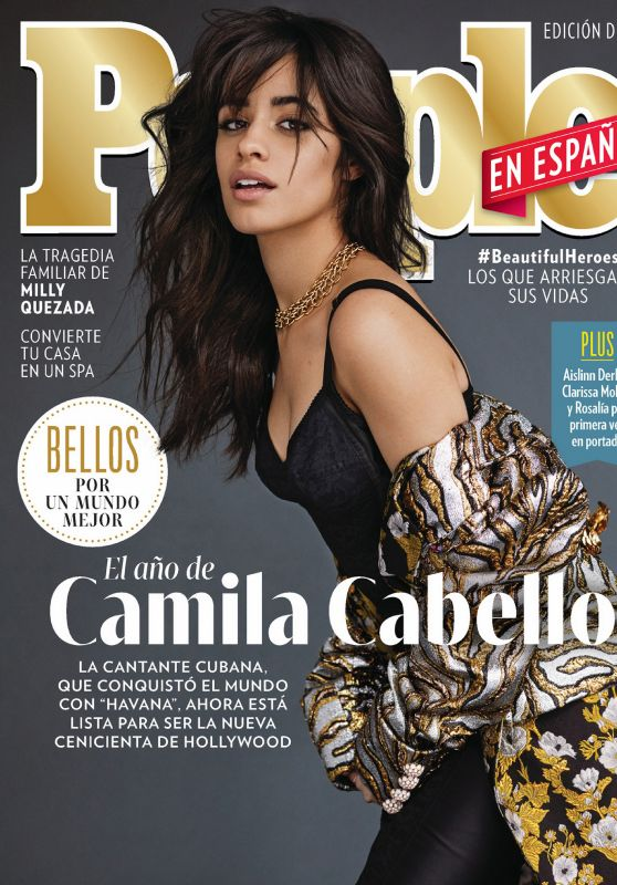 Camila Cabello - People Magazine Spain June 2020 Issue