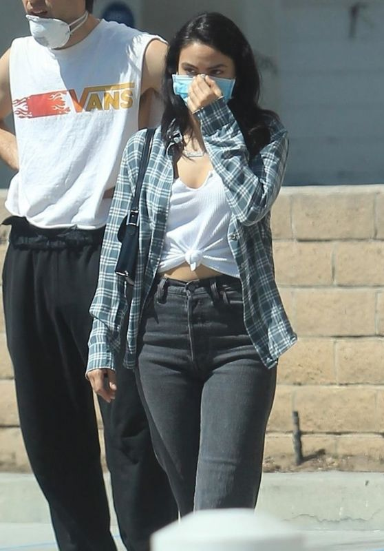 Camila Mendes - Out in West Hollywood 05/15/2020