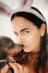 Camilla Belle - Personal Pics 05/07/2020