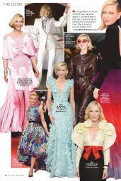 Cate Blanchett - InStyle Magazine June 2020 Issue