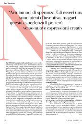 Cate Blanchett – Io Donna del Corriere Della Sera 05/03/2020 Issue