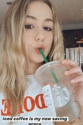 Chloe Lukasiak - Social Media 05/17/2020