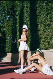 Cindy Mello and Bruna Lirio - Photoshoot January 2020